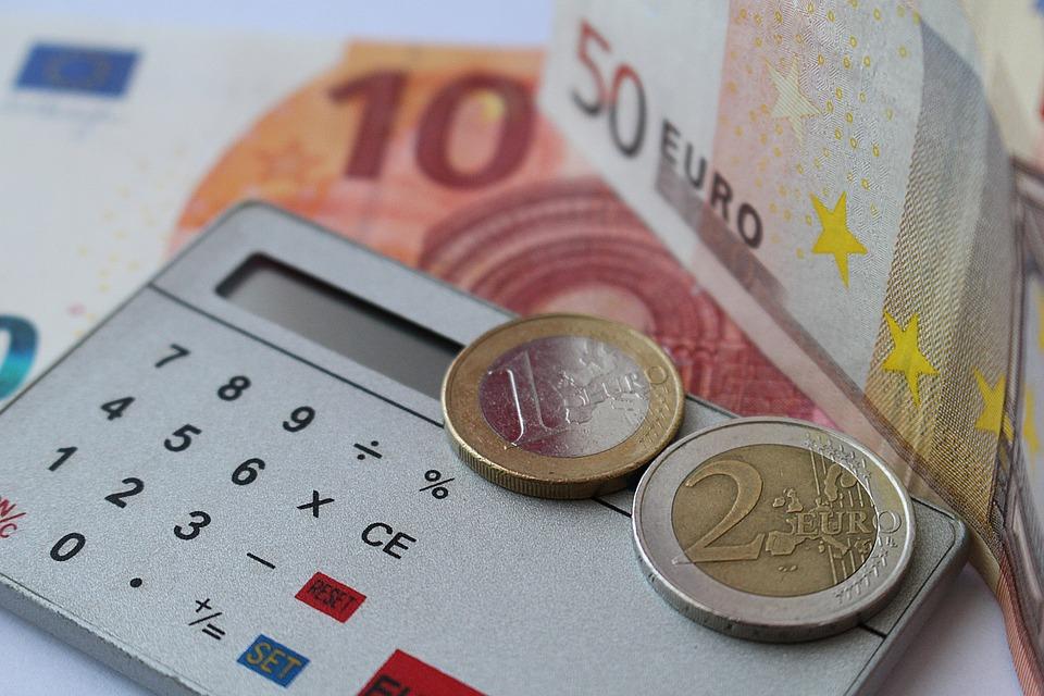 eura s kalkulačkou