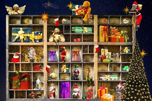 vánočná dekorace