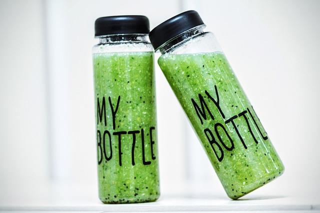 dvě lahvičky